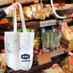 D.O.C Canvas Bag